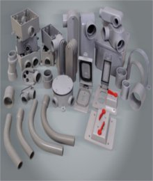 CONDUIT AND ACCESSORIES CANTEX