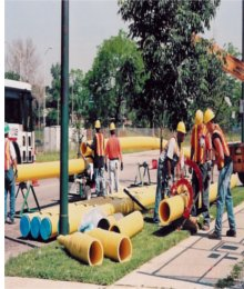 WATER AND SEWER PIPE PERFORMANCE