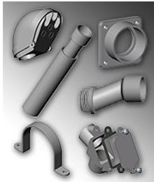 ACCESSORIES ALLIED TUBE & CONDUIT PVC